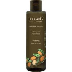 ARGAN Balsam do włosów GŁĘBOKO ODŻYWIAJĄCY, 250 ml ECOLATIER