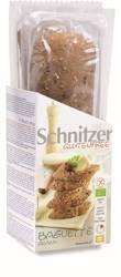Bagietka kukurydziana z nasionami oleistymi do zapiekania BEZGL. BIO 320 g