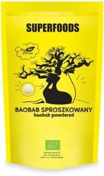 Baobab sproszkowany BIO 150 g
