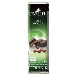 Baton z deserowej czekolady z nadzieniem kawowym C