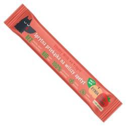 Batonik truskawka-dynia ze spiruliną Głodny Wilk,