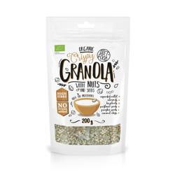 Granola orzechowa BIO 200 g