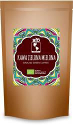 Kawa zielona mielona BIO 250 g