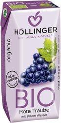 Napój z czerwonych winogron BIO 200 ml