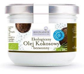 Olej kokosowy bezwonny BIO 400 ml e