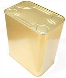 Oliwki zielone krojone (puszka) BIO 8 kg  (campomar nature)