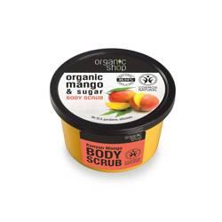 Peeling do ciała cukrowy kenijskie mango ECO 250 ml