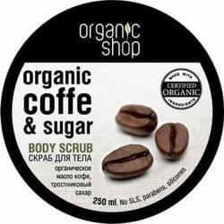 Peeling do ciała oczyszczający Brazylijska Kawa 25