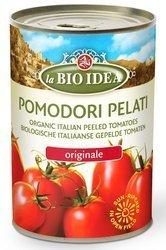 Pomidory pelati bez skóry w puszce BIO 400 g