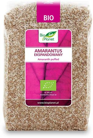 Amarantus ekspandowany BIO 150 g