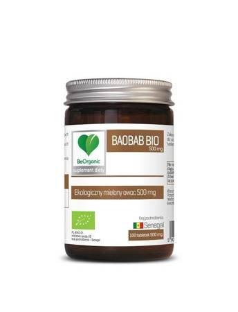 Baobab BIO 100 tabletek (500 mg)