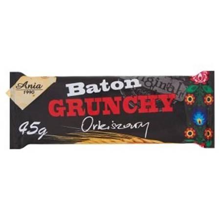 Baton grunchy orkiszowy 45 g
