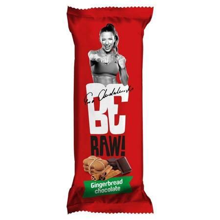 Baton piernikowy 86% gorzkiej czekolady 40 g