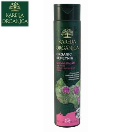 Bio Balsam Do Włosów Organic Repeynik - Przeciwko Wypadaniu Włosów Do Wszystkich Typów Włosów 310Ml - Karelia Organica