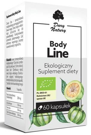 Body line BIO 60 kapsułek (520 mg)