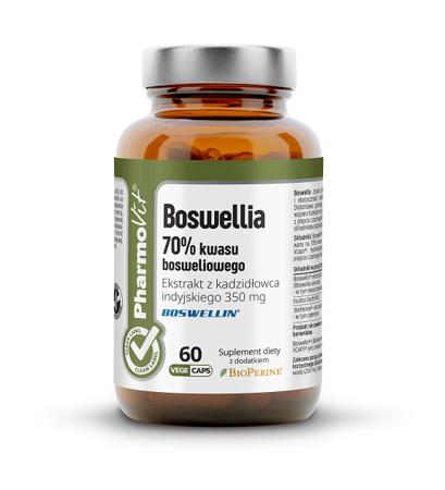 Boswellia 60 kapsułek 33,09 g  (clean label)