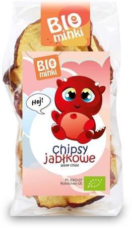 Chipsy jabłkowe BIO 30 g