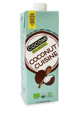 Coconut milk - napój kokosowy (17 % tłuszczu) BIO 1 l