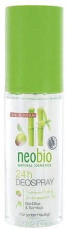 Dezodorant w sprayu oliwkowo - bambusowy ECO 100 ml