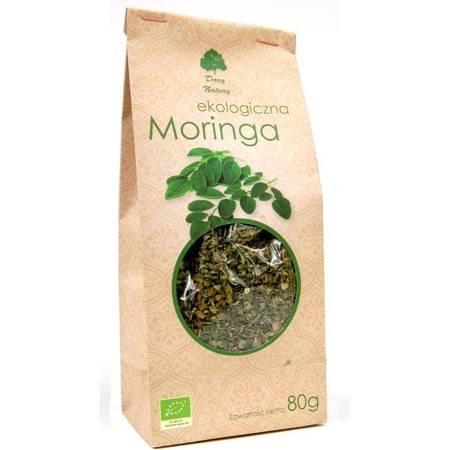 Herbatka liść moringi BIO 80 g