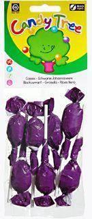 Lizaki okrągłe o smaku porzeczkowym bezglutenowe BIO (7 x 10 g) 70 g