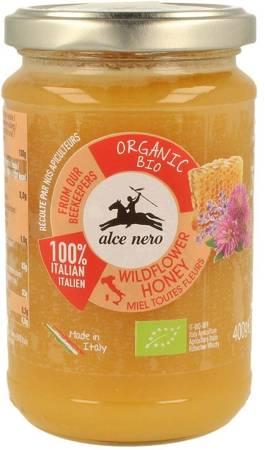 Miód nektarowy wielokwiatowy BIO 400 g
