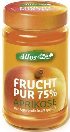 Mus morelowy (75 % owoców) BIO 250 g