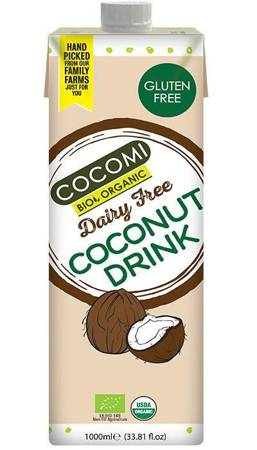 Napój kokosowy BIO 1 l