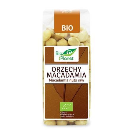 Orzechy macadamia BIO 200 g