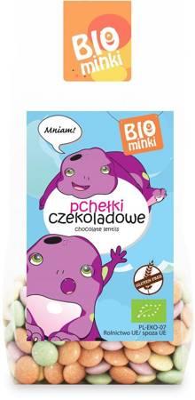 Pchełki czekoladowe bezglutenowe BIO 100 g
