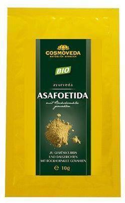 Przyprawa indyjska asafetyda BIO 10 g