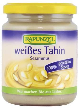 Tahina biała (pasta sezamowa) BIO 250 g