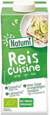 Zagęszczony produkt ryżowy do gotowania i pieczenia bezglutenowy BIO 200 ml